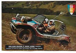 BRIAVOINE Jean - Claude - LAVERNE Vincent - Corse Di Auto