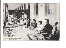 LEYSIN. Sanatorium Populaire. Galerie De Cure. (Médecine) - VD Vaud