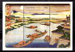 Hoja Bloque De Lesotho N ºYvert 155 ** - Lesotho (1966-...)