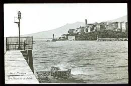 BASTIA - 3423 : Vue Prise De La Jetée - (Beau Plan Animé) - Bastia