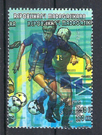 1998 Madagascar MNH - France FIFA World Cup Football Soccer - Scotland Ecosse - Error Erreur - World Cup