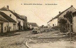 MOLLANS - La Grande Rue - France