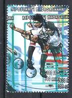 1998 Madagascar MNH - France FIFA World Cup Football Soccer - Austria Autriche - Error Erreur - 1998 – France