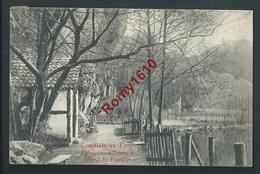 Comblain-au-Pont - Les Rochers Et L'étang De L'hôtel Des Familles - Comblain-au-Pont