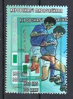 1998 Madagascar MNH - France FIFA World Cup Football Soccer - Italy Italie - Error Erreur - 1998 – France