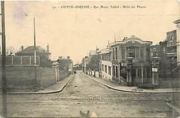 -dpts Div. -ref-AH811- Seine Maritime - Sainte Adresse - Ste Adresse - Rue Marie Talbot - Hotel Des Phares - Hotels - - Sainte Adresse