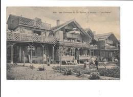 Les Cliniques Du Dr. Rollier, à LEYSIN. (Médecine, Sanatorium, Cure) - VD Vaud