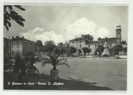 S.GIOVANNI IN CROCE - PIAZZA D.ALIGHIERI - VIAGGIATA FG - Cremona