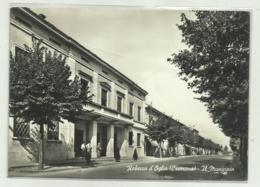 ROBECCO D'OGLIO - IL MUNICIPIO  - VIAGGIATA FG - Cremona