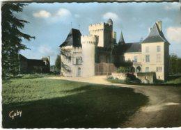 Cp Cpsm 24 Campagne 1965 Le Chateau Sarlat La Caneda Le Bugue - France