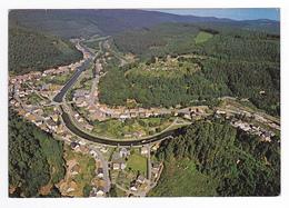 57 Lutzelbourg Vers Phalsbourg Vue Aérienne En 1987 Canal Péniche - Phalsbourg
