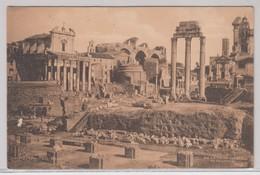 Roma Foro Romano 1912 - Roma (Rome)
