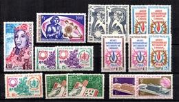 Polynésie Petite Collection Neufs ** MNH 1958/1974. Bonnes Valeurs. TB. A Saisir! - French Polynesia