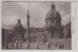 Roma Foro Traiano 1917 - Roma (Rome)