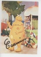L'Ile Aux Enfants - Casimir N°10 (caplan 1977) Autographe (cp Vierge) - TV-Serien