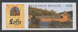 3073 - Abdij Van Leffe - L'Abbaye De Leffe- Ongetand Met Nr - Non Dentelé Avec N° - Ocb = 10,00 Euro - Belgium