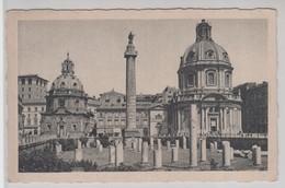 Roma Foro Traiano 1932 - Roma (Rome)