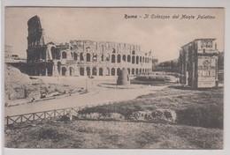 Roma Il Colosseo Dal Monte Palatino - Colosseum