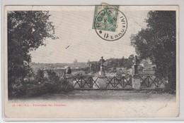 Roma Panorama Dal Palatino 1906 - Roma (Rome)