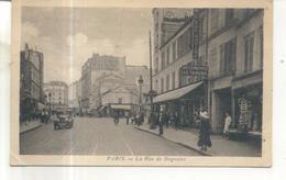 Paris, La Rue De Bagnolet - Distretto: 20