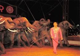 Cirque Pinder Althoff éléphant - Circus