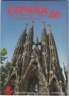 España Año 1986 Completo - Spain