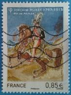 France 2017 : Joachim Murat, Roi De Naples N° 5157 Oblitéré - Oblitérés