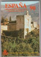 España Año 1990 Completo - Spain