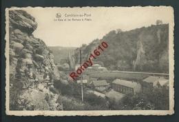 Comblain-au-Pont - La Gare Et Les Rochers à Pittain - Comblain-au-Pont