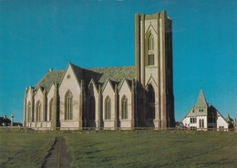 Iceland Cathedral Of Christ The King Reykjavik Postcard Unused Good Condition - Iceland