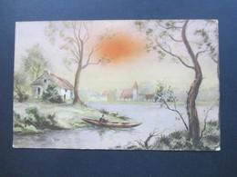3.Reich Feldpost / Künstlerkarte 1940 Luxographie Serie No 54. Post Bludenz Ostmark Gesendet - Briefe U. Dokumente