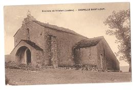 48 - Environs De Villefort (Lozère) - CHAPELLE SAINT-LOUP - Villefort