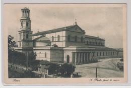 Roma S. Paolo Fuori Le Mura 1928 - Roma (Rome)