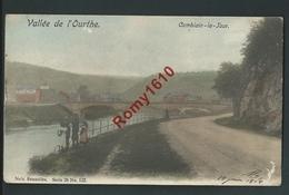 Comblain-la-Tour - Vallée De L'Ourthe. Nels Série 26 N°122 En Couleur. Animée. Circulé En 1904.  2 Scans. - Comblain-au-Pont