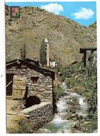 Andorre - Valls D'andorra - Canillo - Vue Partielle,l'ancien Moulin - Vista Partial,elmolf Vell - Andorra