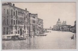 Venezia Canal Grande Dell'Accademia - Venezia (Venice)