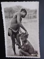 OUBANGUI ( A.E.F. ) JEUNE FEMME ALI - PHOTO R. PAULEAU - África