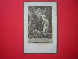 IMAGE PIEUSE / RELIGIEUSE PAROISSE DE SAINT SEVERIN SOUVENIR DU 27 JANVIER 1907 FETE DU CATECHISME DE PERSEVERANCE PRESD - Images Religieuses