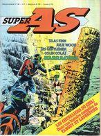 Super AS Hebdomadaire N°28 Barracuda - Semaine Du 21 Au 27 Août 1979 - Super As