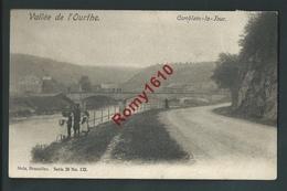 Comblain-la-Tour - Vallée De L'Ourthe. Nels Série 26 N°122. Pub Farine Lactée Renaux. Animée, 2 Scans. - Comblain-au-Pont
