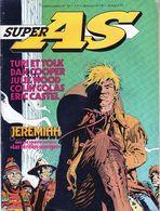 Super AS Hebdomadaire N°33 Jeremiah Semaine Du 25 Sept Au 1 Octobre1979. - Super As