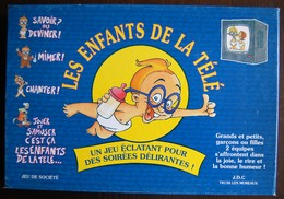 JEU DE SOCIETE - LES ENFANTS DE LA TELE - Jour De Chance 1997 - Group Games, Parlour Games