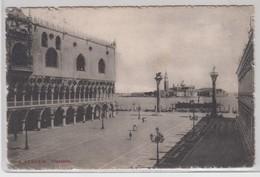 Venezia Piazzetta 1907 - Venezia (Venice)