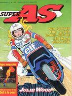 Super AS Hebdomadaire N°36 Julie Wood Semaine Du 16 Au 22 Octobre 1979 - - Super As
