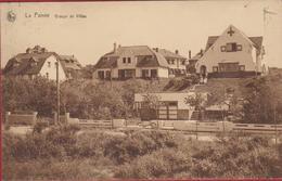 De Panne La Panne Groupe De Villas Geanimeerd 1931 (In Zeer Goede Staat) - De Panne
