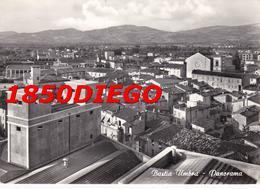 BASTIA UMBRA - PANORAMA F/GRANDE VIAGGIATA 1962 ANIMAZIONE - Perugia