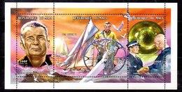 Serie De Malí N ºYvert 1363/65 ** BARCOS (SHIPS) - Malí (1959-...)