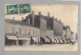 CPA (33) Blaye - Cours Du Port - Blaye