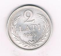 2 LATI  1925 LETLAND /3361/ - Lettonie