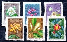 Serie De Vitnam Del Norte N ºYvert 363/68 ** - Vietnam